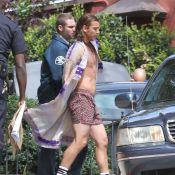 Gavin Rossdale arrêté en petite tenue par la police pour Sofia Coppola