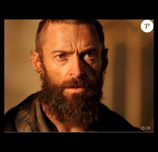 Première image de Hugh Jackman dans le rôle de Jean Valjean pour Les Misérables de Tom Hooper.