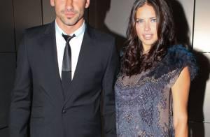 Adriana Lima, enceinte et amoureuse, rend la grossesse décidément très glamour !