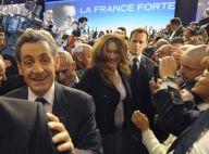Nicolas Sarkozy amoureux et père protecteur se livre : 'Giulia a du caractère'
