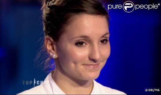 Noémie éliminée aux portes de la demi-finale  Top Chef  le 26 mars 2012