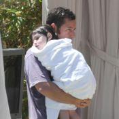 Adam Sandler : Sa vie de mari et de papa aimant, loin des caméras