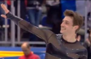 Brian Joubert : Le retour inattendu lors des Championnats du monde de Nice