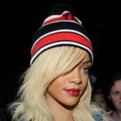 Rihanna : Après le blond, c'est retour au noir pour l'actrice aux mille visages