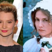 Madame Bovary : Mia Wasikowska, la belle et jeune relève d'Isabelle Huppert