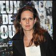 Elodie Navarre lors de l'avant-première à Paris du film Aux yeux de tous le 2 avril 2012
