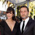 Mélanie Doutey et Gilles Lellouche au festival de Cannes 2011