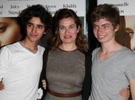 Emmanuelle Devos : Une actrice à part, complice avec son fils adolescent