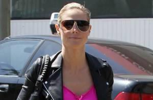Heidi Klum : En plein divorce, elle puise sa force auprès de ses enfants