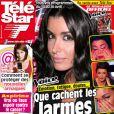 Le magazine  Télé Star  en kiosques le lundi 9 avril 2012.