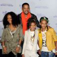 La famille Smith au complet : Will, Jada, Willow et Jaden