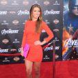 Audrina Patridge le 11 avril 2012 lors de la première de The Avengers