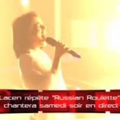 The Voice : Sonia Lacen reprend Rihanna, Rubby en Beyoncé et Jhony, sensationnel
