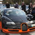 Le prince Joachim de Danemark inaugurait le 20 avril 2012 l'International Racing Festival à Copenhague, au volant d'une Bugatti Veyron.