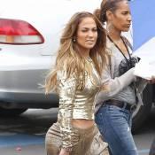 Jennifer Lopez : Une minette en or qui tente de s'entendre avec Marc Anthony
