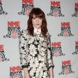 Florence Welch se place cinquième dans le classement Glamour UK des personnalités les mieux habillées de l'année.