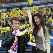 Malika Ménard, Franck Dubosc, Sarkozy et Hollande, exaltés pour un match intense