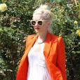 Gwen Stefani à Los Angeles, le 29 avril 2012.