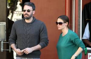 Jennifer Garner et Ben Affleck : De jeunes parents fatigués mais amoureux