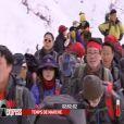 Un terrible trek dans Pékin Express - Le Passager mystère le mercredi 9 mai 2012 sur M6