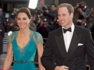 Kate Middleton, épanouie et sublime pour son prince William, plein d'humour