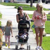 Jamie Lynn Spears : Sa petite Maddie, une vraie star devant les photographes