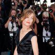 Isabelle Huppert lors du festival de Cannes 2011