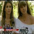 Marcelle et Nicole dans Pékin Express - Le Passager Mystère sur M6 le mercredi 16 mai 2012