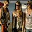 Marcelle, Nicole et Sandrine Corman dans Pékin Express - Le Passager Mystère sur M6 le mercredi 16 mai 2012