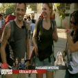 Cécilia et Joël dans Pékin Express - Le Passager Mystère sur M6 le mercredi 16 mai 2012