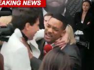Will Smith gifle un journaliste qui tente de l'embrasser !