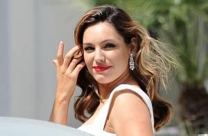 Cannes 2012 : Kelly Brook sublime et raffinée devant son partenaire... cul nu !