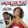 Amelle Chahbi et Noom Diawara dans Amour sur place ou à emporter