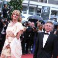 Nastassja Kinski et Roman Polanski présentent le film  Tess  dans le cadre de Cannes Classics, le 21 mai 2012.