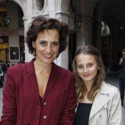 Inès de la Fressange, sa fille et son amoureux: Après Cannes, un Dindon parisien