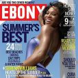 Serena Williams pour le magazine Ebony