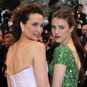 Cannes 2012 : Andie MacDowell et sa fille Sarah Margaret, beautés complices