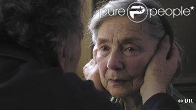Image du film Amour de Michael Haneke, Palme d'or