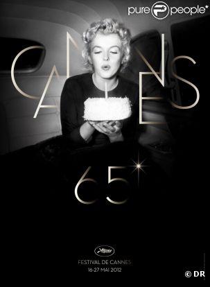 L'affiche du 65e Festival de Cannes