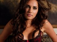 Larisa Fraser : la jolie brune en lingerie coquine ose toutes les fantaisies