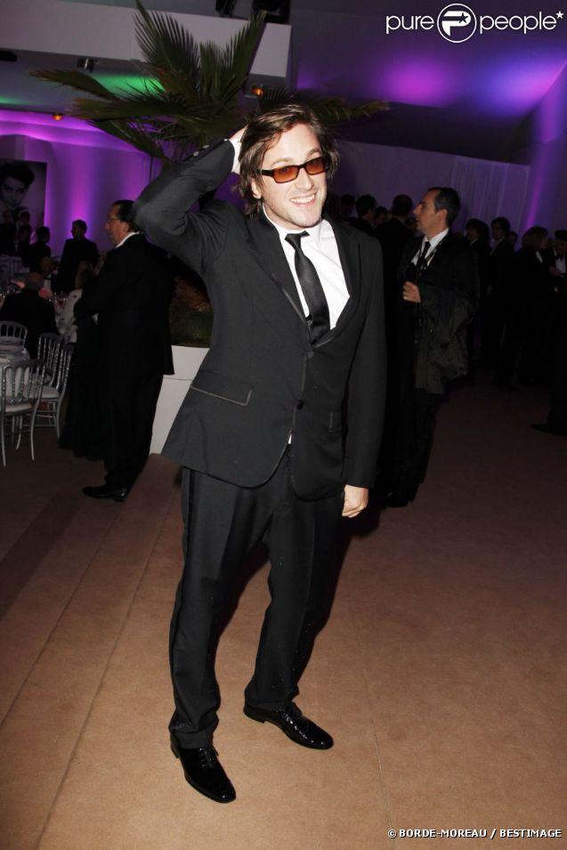 Thomas Dutronc au Festival de Cannes, le 20 mai 2012.