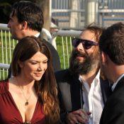 Sébastien Tellier : Après Cannes, le chanteur et Amandine se sont mariés