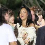 Rihanna, Emma Watson et James Franco pour une soirée alcoolisée et apocalyptique
