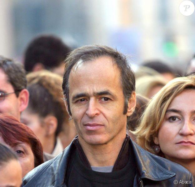 Jean-Jacques Goldman à Marseille, le 27 novembre 2004.