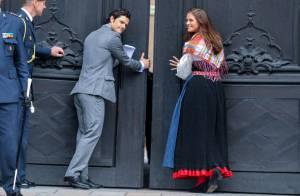 Princesse Madeleine et prince Carl Philip: Bienvenue au palais portes ouvertes !