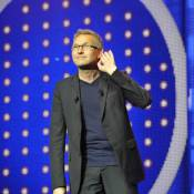 Laurent Ruquier ne demande qu'à en rire sur scène avec ses humoristes