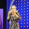 Nicole Ferroni en Catherine Barma lors de la générale du spectacle On n'demande qu'à en rire au Casino de Paris le 6 juin 2012