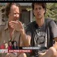 Jean-Pierre et François dans Pékin Express 2012, mercredi 13 juin 2012 sur M6