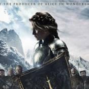 Kristen Stewart, une Blanche-Neige armée en tête du box-office