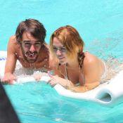 Miley Cyrus : Dans une piscine avec un autre homme, où est le problème ?